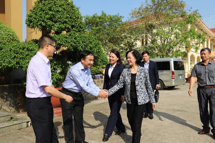 Hội LHPN Việt Nam mang Tết yêu thương đến người dân cao nguyên Lâm Đồng - Ảnh 3.