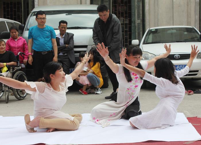 Những vũ điệu yêu thương
