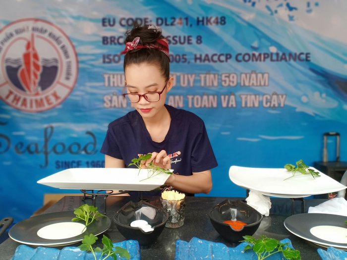 Nhiều món ăn đặc sắc quy tụ tại lễ hội ẩm thực bếp ăn Chợ Lớn - Ảnh 1.