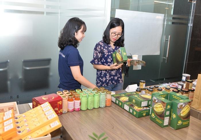Cộng đồng Nông nghiệp Sạch đồng hành tạo sinh kế cho phụ nữ các địa phương