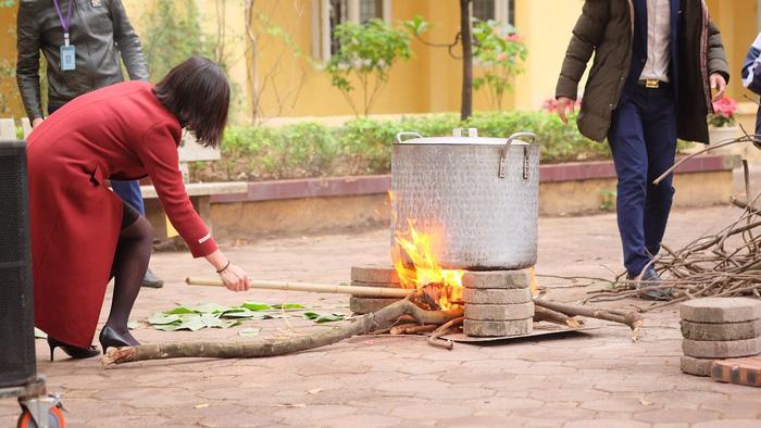Những ngọn lửa của tình yêu thương được thắp lên qua chương trình Xuân yêu thương ý nghĩa