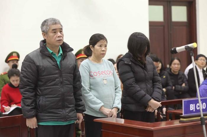 Đại diện VKSND quận Cầu Giấy đề nghị mức án cho các bị cáo