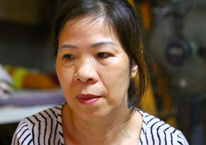 Bị cáo Nguyễn Bích Quy