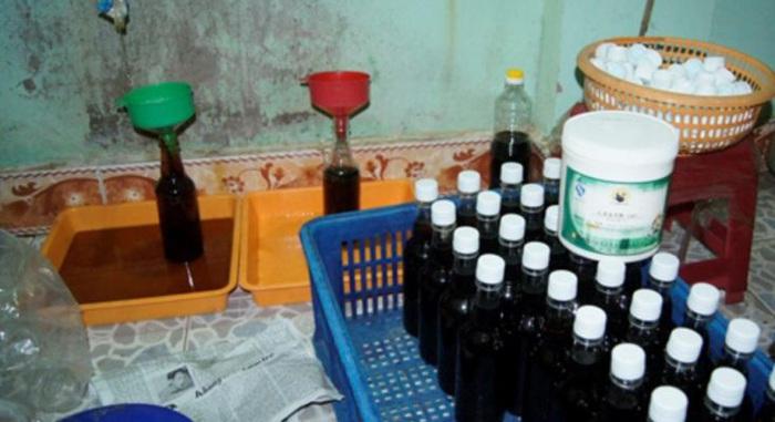 Chánh Thanh tra Bộ Nông nghiệp nói về việc doanh nghiệp dùng soda làm nước mắm - Ảnh 2.