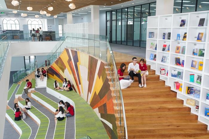 Cận cảnh VinUni – trường đại học phi lợi nhuận được Vingroup rót vốn 6.500 tỷ đồng - Ảnh 5.