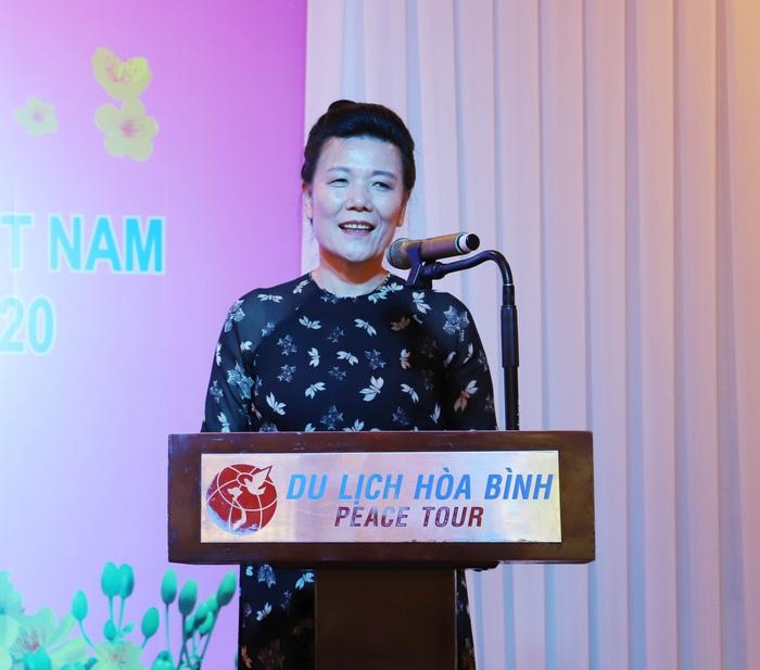 Hội LHPN Việt Nam gặp mặt cán bộ hưu trí phía Nam trước thềm Tết nguyên đán - Ảnh 1.