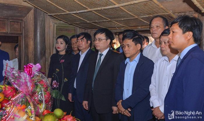 Tưởng niệm 119 năm Ngày mất của thân mẫu Chủ tịch Hồ Chí Minh - Ảnh 2.
