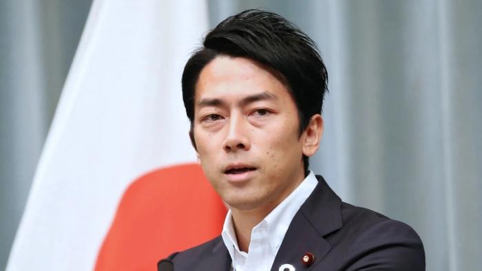 Bộ trưởng Môi trường Shinjiro Koizumi