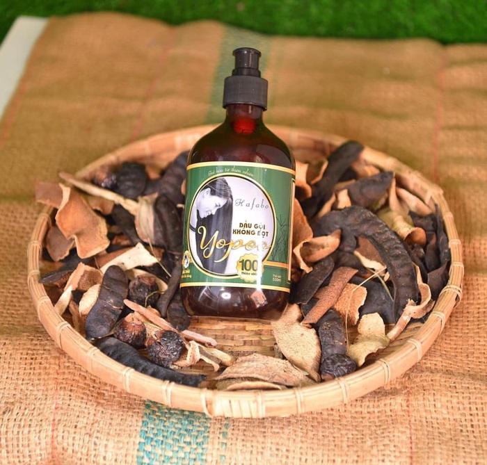 Sản phẩm sử dụng 100% từ thiên nhiên bản địa vùng đất Long An, góp phần làm tăng giá trị nguồn nguyên liệu tại địa phương