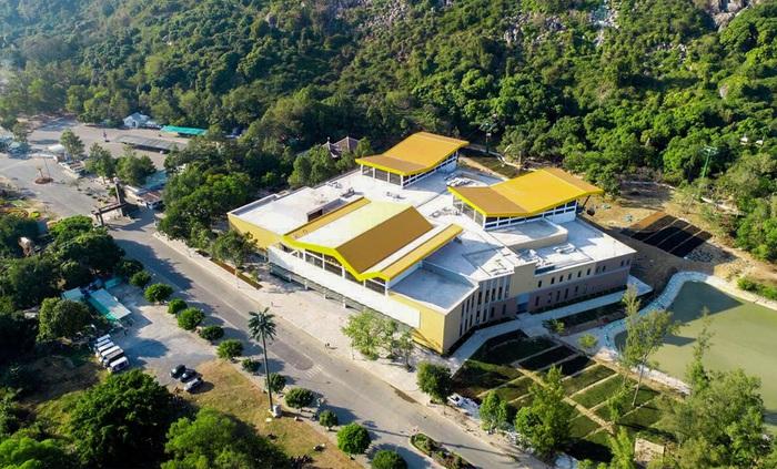 """Khai trương hệ thống cáp treo sở hữu kỷ lục """"Nhà ga cáp treo lớn nhất thế giới"""" tại Tây Ninh - Ảnh 3."""