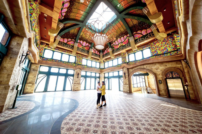 """Khai trương hệ thống cáp treo sở hữu kỷ lục """"Nhà ga cáp treo lớn nhất thế giới"""" tại Tây Ninh - Ảnh 5."""