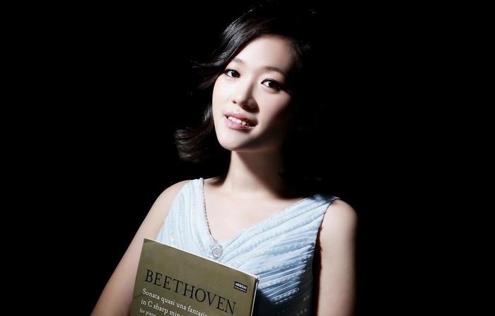 Nghệ sĩ piano Trang Trịnh