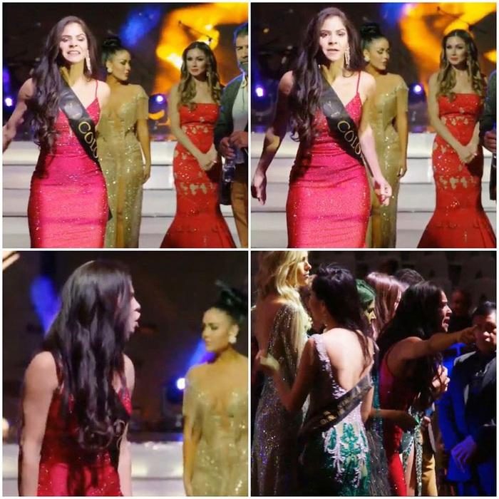 """Người đẹp Czech đăng quang Hoa hậu Toàn cầu, Mỹ Duyên vào Top 11 nhưng thí sinh Colombia mới gây """"bão"""" scandal - Ảnh 6."""