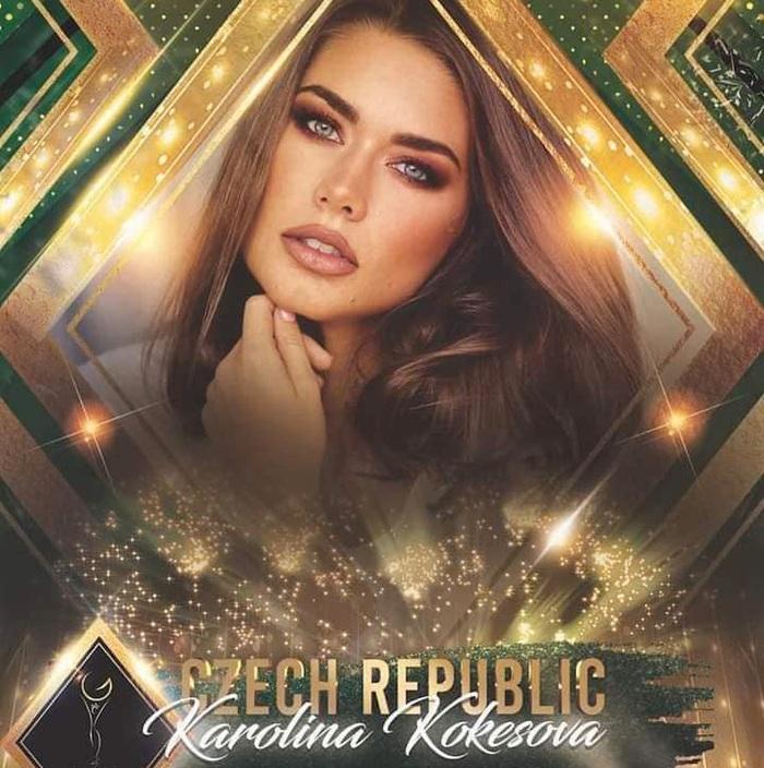 """Người đẹp Czech đăng quang Hoa hậu Toàn cầu, Mỹ Duyên vào Top 11 nhưng thí sinh Colombia mới gây """"bão"""" scandal - Ảnh 2."""