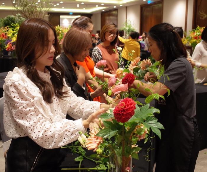 Các loại hoa phù hợp với nhiều không gian nội thất khác nhau