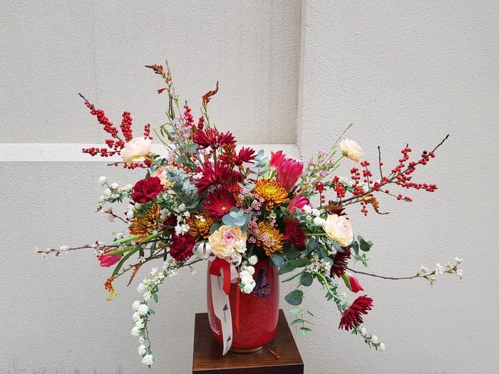 Thêm nhiều lựa chọn cùng hoa ngoại ngày Tết  - Ảnh 4.