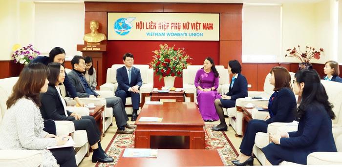 Cần thêm chính sách hỗ trợ cô dâu Việt Nam tại Hàn Quốc - Ảnh 1.