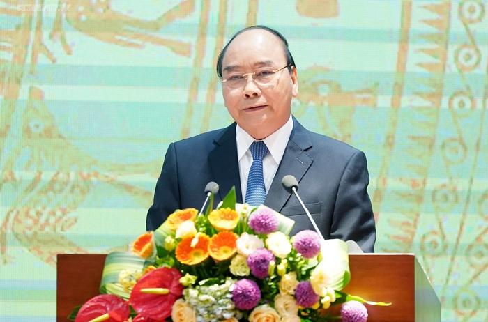 Thủ tướng nêu mục tiêu kép với ngành ngân hàng - Ảnh 2.