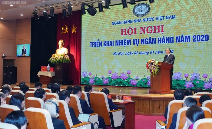 Thủ tướng nêu mục tiêu kép với ngành ngân hàng - Ảnh 3.
