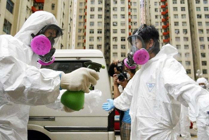 Dịch bệnh nghi giống SARC bùng phát ở Trung Quốc, Bộ Y tế Việt Nam lên tiếng - Ảnh 1.