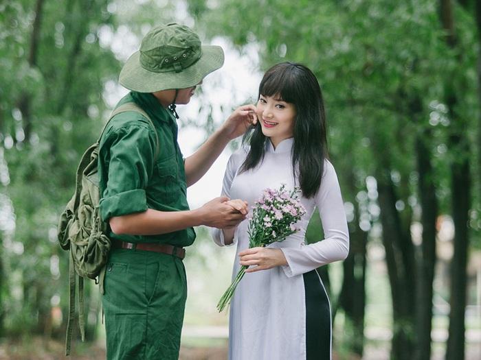 Nụ hôn thắm sắc đào rừng - Ảnh 1.