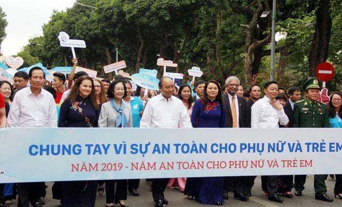 Xuân về, nhìn lại những sự kiện tiêu biểu của Hội LHPNVN 2019 - Ảnh 2.