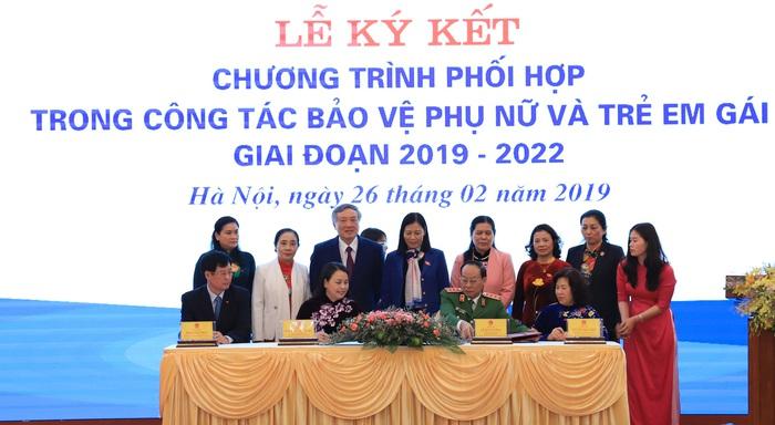 Xuân về, nhìn lại những sự kiện tiêu biểu của Hội LHPNVN 2019 - Ảnh 11.