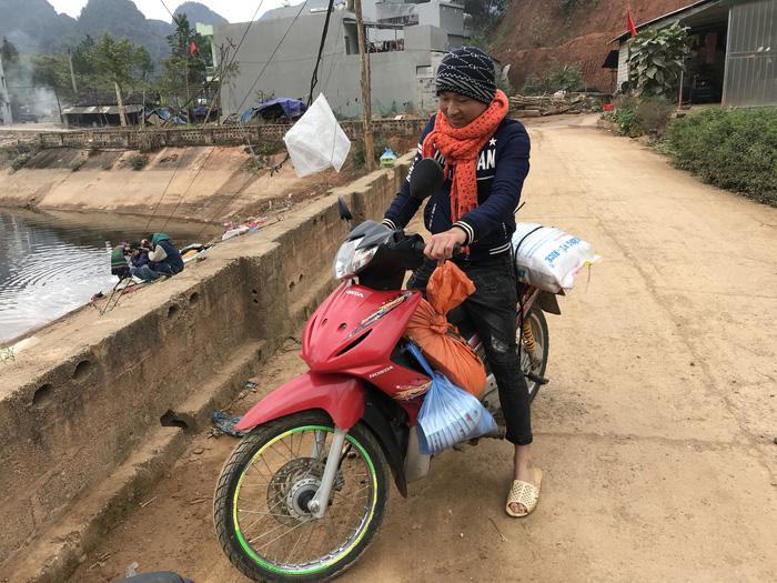 Người Mông Đồng Văn giặt đồ đón Tết - Ảnh 7.