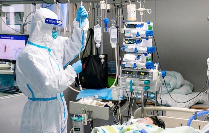 Điều trị một bệnh nhân nhiễm virus corona