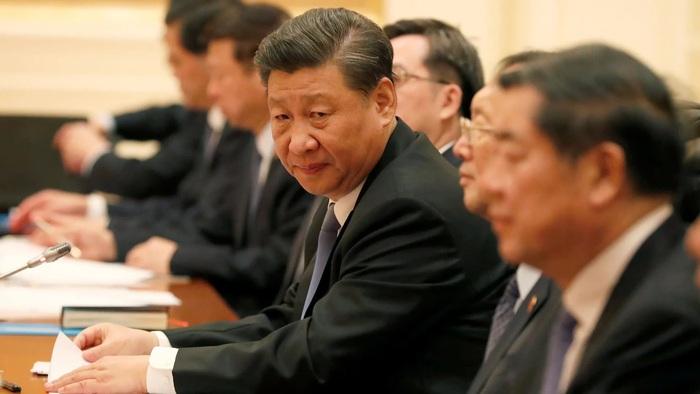 Thường vụ Bộ Chính trị Trung Quốc họp mùng một Tết vì Dịch viêm phổi cấp lây lan chóng mặt  - Ảnh 1.