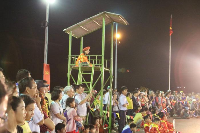 Ngày xuân, thưởng ngoạn cờ người ở đất võ Bình Định - Ảnh 4.