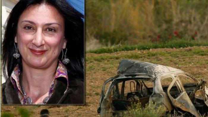Malta rối loạn sau vụ nữ nhà báo chống tiêu cực bị sát hại - Ảnh 4.