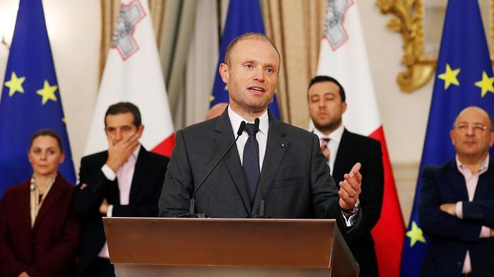 Malta rối loạn sau vụ nữ nhà báo chống tiêu cực bị sát hại - Ảnh 1.