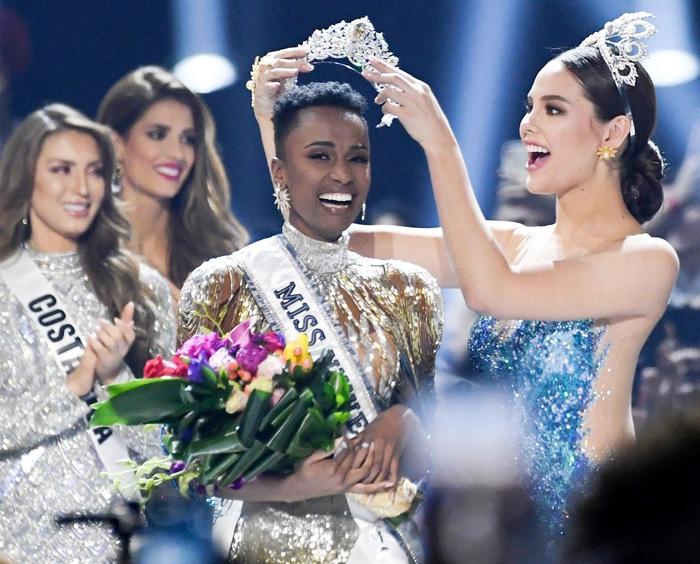 Hoa hậu Hoàn vũ Zozibini Tunzi muốn phá bỏ những định kiến điên rồ về cái đẹp