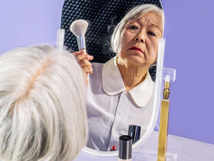 Thị trường mỹ phẩm cho người lớn tuổi phát triển mạnh ở Nhật Bản