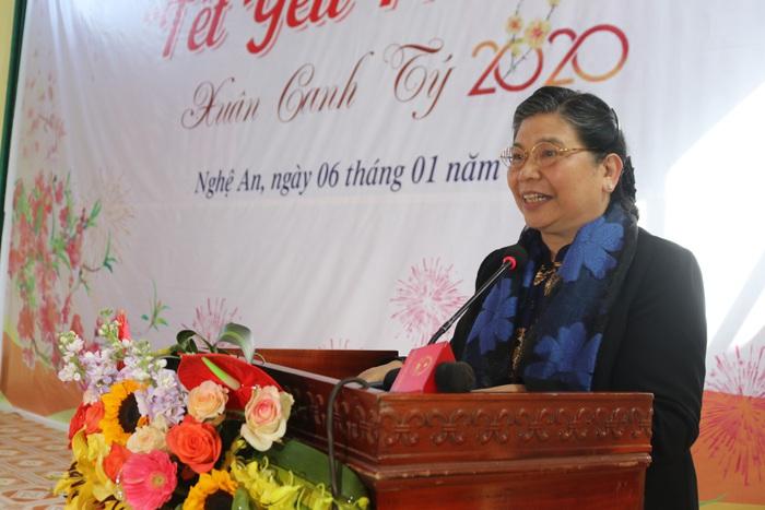 Phó Chủ tịch Thường trực Quốc hội: Nghệ An luôn đi đầu trong việc thực hiện chính sách xã hội - Ảnh 2.