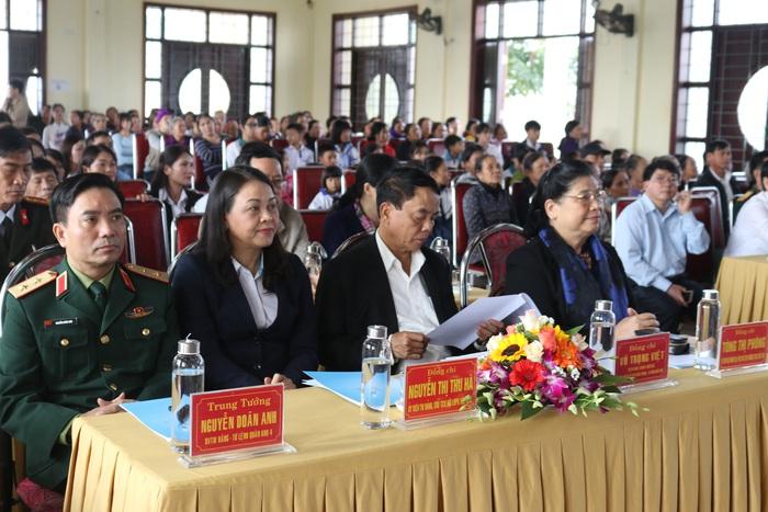 Phó Chủ tịch Thường trực Quốc hội: Nghệ An luôn đi đầu trong việc thực hiện chính sách xã hội - Ảnh 1.
