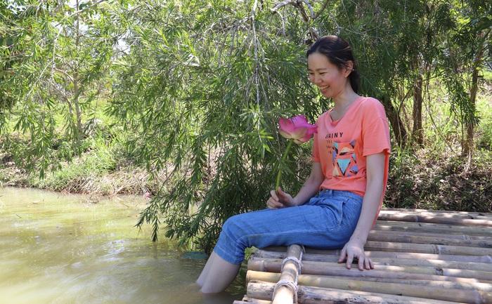 Mô hình du lịch sinh thái của người phụ nữ 23 năm bỏ phố về rừng  - Ảnh 4.