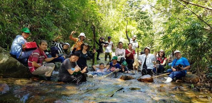 Mô hình du lịch sinh thái của người phụ nữ 23 năm bỏ phố về rừng  - Ảnh 5.