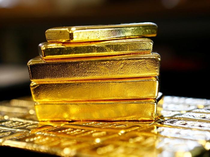 Trung Đông căng thẳng, giá vàng tăng vọt hơn 44 triệu đồng/lượng - Ảnh 1.