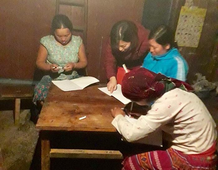 Hội LHPN Hà Giang hỗ trợ 'xóa mù tiếng phổ thông' gần 15.000 phụ nữ và trẻ em gái - Ảnh 3.
