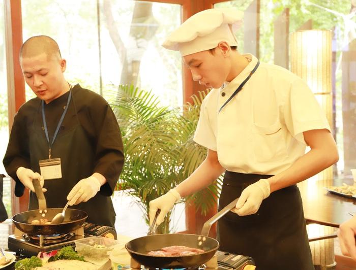 Đầu bếp nhà hàng Pháp tại Hà Nội giới thiệu về ẩm thực Pháp