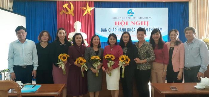 Hội LHPN tỉnh Nghệ An bầu bổ sung Phó Chủ tịch Hội nhiệm kỳ 2016 - 2021 - Ảnh 2.
