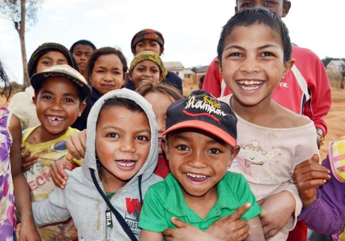Bảo vệ trẻ em - Một mục tiêu chính trong các tiến trình hòa bình - Ảnh 1.
