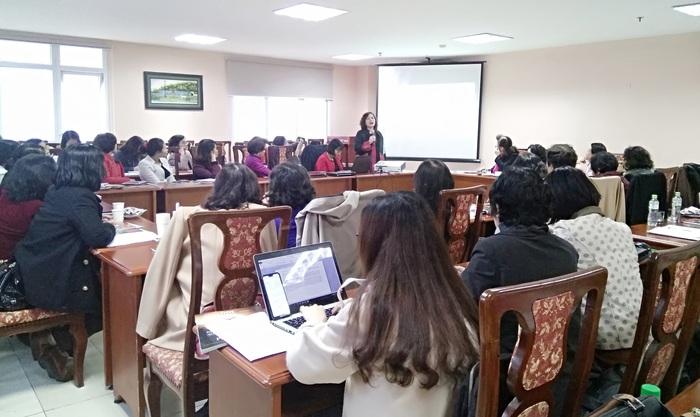 Hội Nữ trí thức Việt Nam: Giới thiệu nhiều sản phẩm khoa học công nghệ cao phòng, chống dịch Covid – 19 - Ảnh 1.
