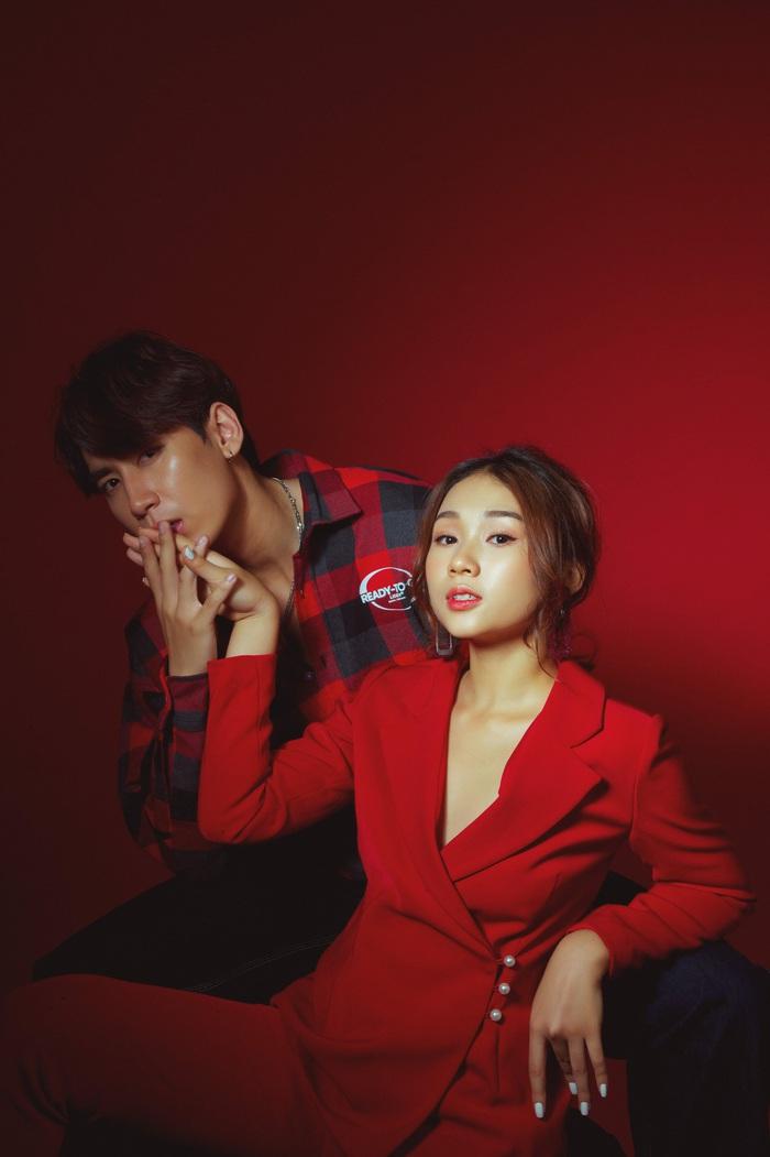 Đôi tình nhân sinh viên Đại học Sân khấu Điện ảnh TPHCM nóng bỏng trong bộ ảnh ngày Valentine - Ảnh 9.