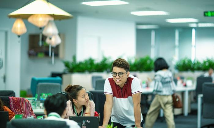 """Grab được bình chọn là """"Công ty công nghệ có môi trường làm việc tốt nhất Việt Nam"""" - Ảnh 1."""