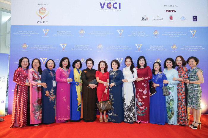 Các nữ doanh nghiệp