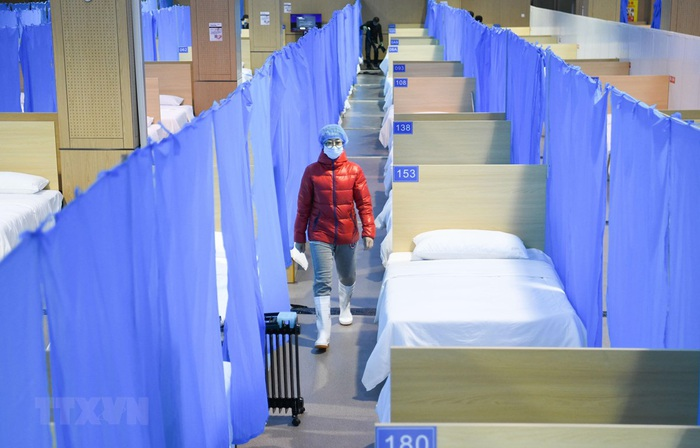 Số ca nhiễm mới Covid-19 tại Trung Quốc giảm ngày thứ 3 liên tiếp - Ảnh 1.