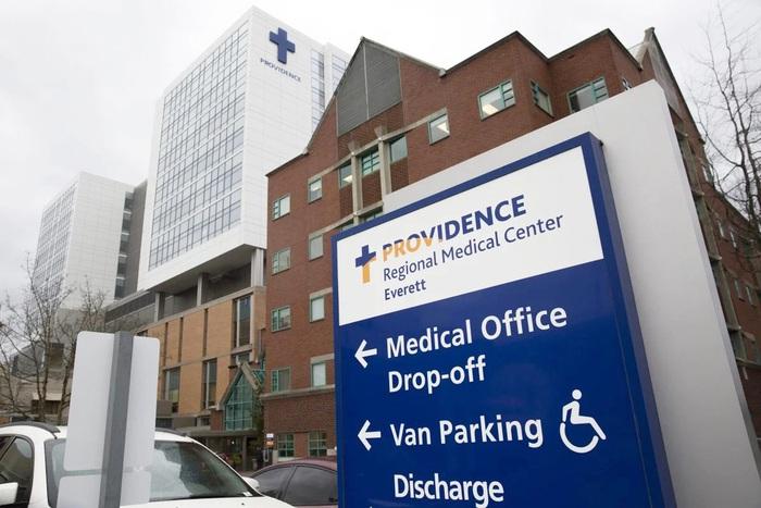 Bệnh viện Providence, ở Everett, bang Washington